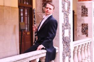 Sacha Gibbs-McPhee, Clarinet Soloist
