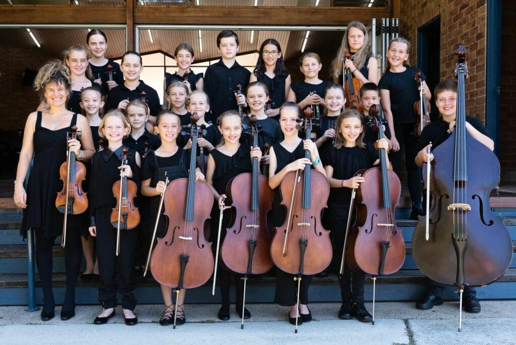 Noosa Orchestra Mini Strings March 2019