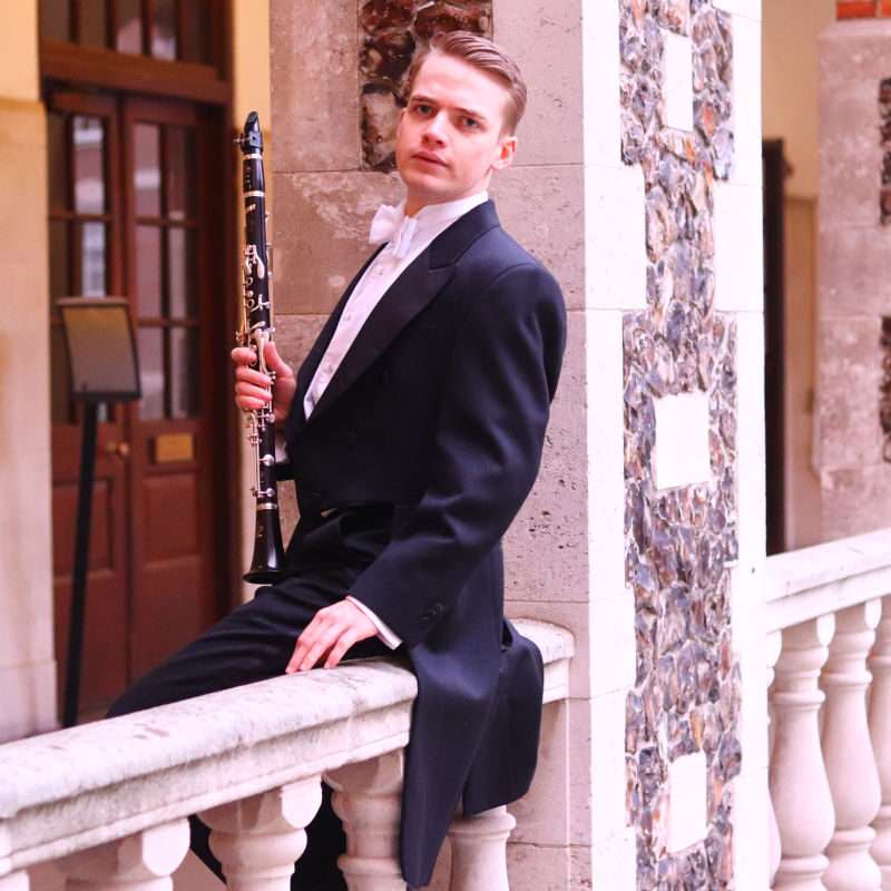 Sacha, Soloist, 2019 Winter Concert