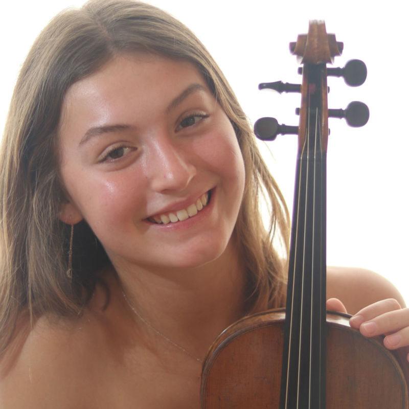 Beatrice, Soloist, Autumn Concert 2019