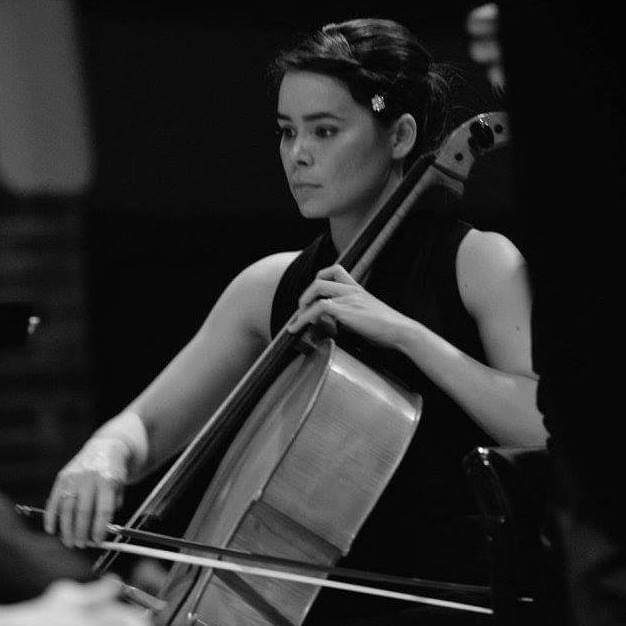 Evalyn, Cello Soloist